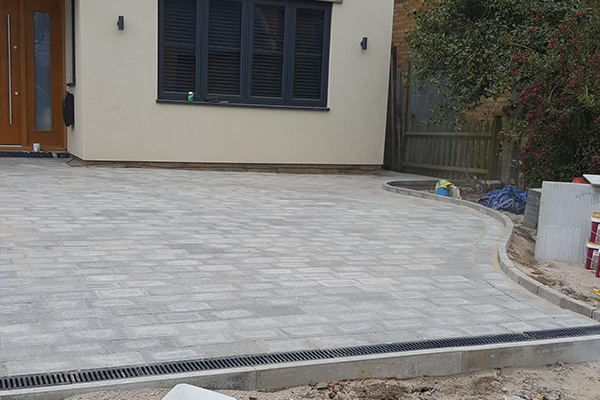Block Paving Leicester