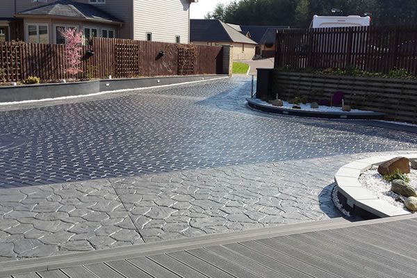 Concrete Driveways In Leicester